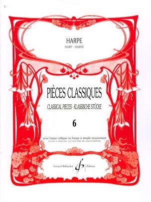 Volume 6 Classics - Harp - Partition - di-arezzo.com