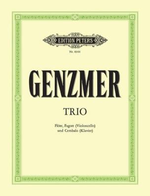 Trio – Flöte Fagott (Cello) Cembalo (Klavier) - laflutedepan.com