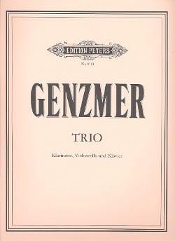 Trio -Klarinette Violoncello Klavier - laflutedepan.com