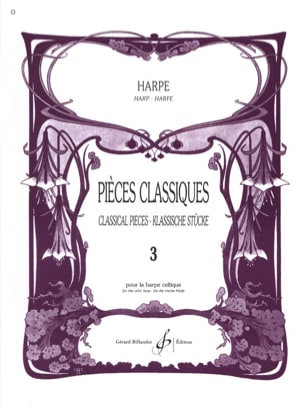 Classic pieces Volume 3 - Harp - Sheet Music - di-arezzo.co.uk