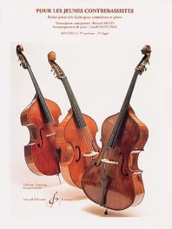 Bernard Salles - For Young Double Bass Volume 3 - Sheet Music - di-arezzo.co.uk