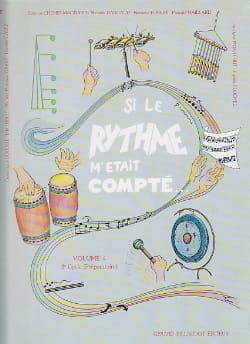 - If the Rhythm Was Counted Volume 4 - Preparatory - Sheet Music - di-arezzo.com