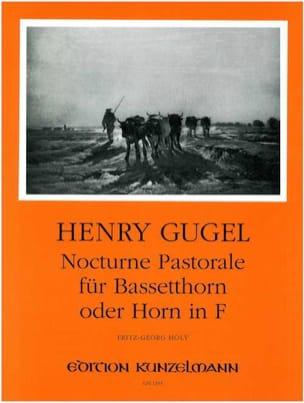 Nocturne pastorale - Bassetthorn (o. Horn) Klavier - laflutedepan.com