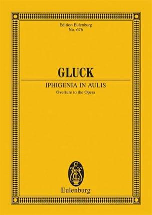 Iphigenie In Aulis, Ouverture - Conducteur - GLUCK - laflutedepan.com