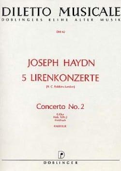 5 Concerti - Concerto Nr. 2 G-Dur -2 Altblockflöten Klavier laflutedepan