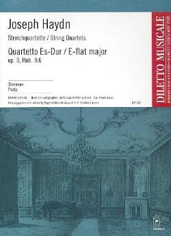 Streichquartett Es-Dur op. 0 – Stimmen - laflutedepan.com