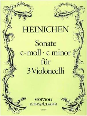 Sonate c-moll für 3 Violoncelli - laflutedepan.com