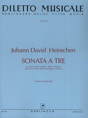Sonata a tre c-moll – Oboe Viola da g. und Bc - laflutedepan.com