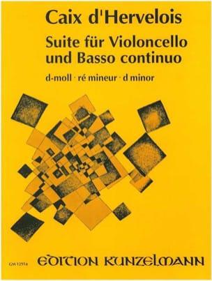 Suite für 3 Violoncelli in d-moll - laflutedepan.com