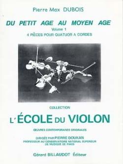 Du Petit Age au Moyen Age Volume 1 - laflutedepan.com