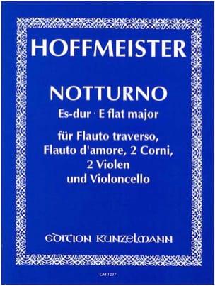 Notturno Es-Dur - Partitur + Stimmen - laflutedepan.com