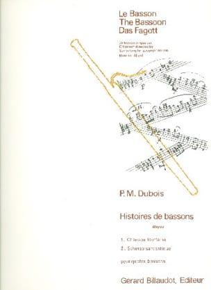 Histoires de Bassons Vol 3 –moyen - laflutedepan.com
