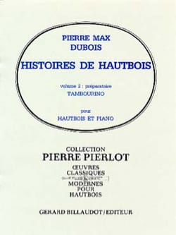 Histoires de hautbois - Volume 2 : Tambourino - laflutedepan.com