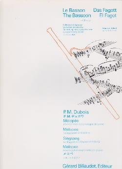 Pierre-Max Dubois - threnody - Sheet Music - di-arezzo.com