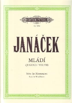 Leos Janacek - Mladi Jugend - Bläsersextett - Stimmen - Sheet Music - di-arezzo.com