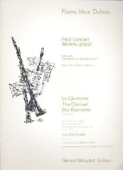 Petit concert devenu grand - Volume 3 - laflutedepan.com