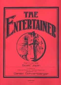 The Entertainer - Gitarre - JOSPLIN - Partition - laflutedepan.com