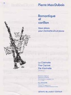 Pierre-Max Dubois - Romantic and Carillon - Sheet Music - di-arezzo.co.uk
