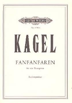 Mauricio Kagel - Fanfanfaren - Partitur - Partition - di-arezzo.fr