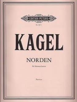 Mauricio Kagel - Norden - Partitur - Partition - di-arezzo.fr