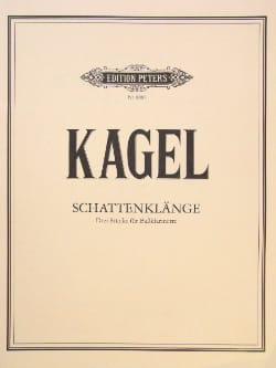 Schattenklänge - Bassklarinette - Mauricio Kagel - laflutedepan.com