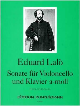 Edouard Lalo - Sonata a-moll - Sheet Music - di-arezzo.com