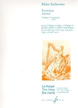 Maïté Etcheverry - Exercises, Volume 3 - Ranges - Sheet Music - di-arezzo.co.uk