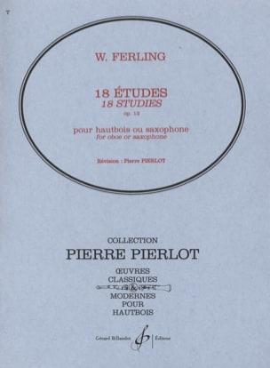 W. Ferling - 18 Estudios op. 12 - Partitura - di-arezzo.es