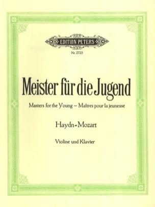 HAYDN - Meister für die Jugend - Violone - Sheet Music - di-arezzo.com