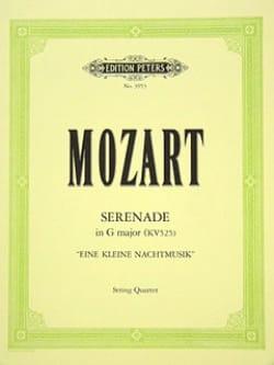 MENDELSSOHN - Streichquintette op. 18 und op. 87 -Stimmen - Partition - di-arezzo.fr