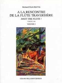 Bernard Fleurette - At the Meeting of the Flute - Vol. 2 - Sheet Music - di-arezzo.co.uk