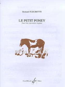 Bernard Fleurette - The little pony - Sheet Music - di-arezzo.com