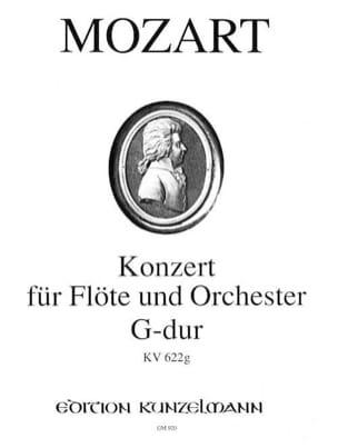 Konzert für Flöte G-Dur (nach KV 622) – Flöte Klavier - laflutedepan.com