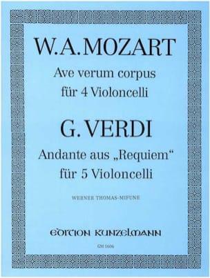 Ave Verum Corpus KV 618 / Andante Requiem laflutedepan