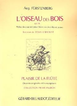 Aug. Furstenberg - L' oiseau des bois, op. 18 - Partition - di-arezzo.fr