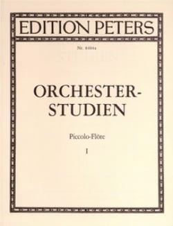 Characteristics of Orchestra - Piccolo Flute Volume 1 - Sheet Music - di-arezzo.co.uk