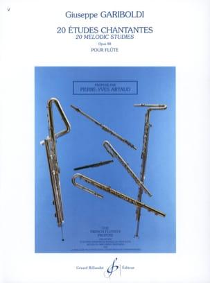 Giuseppe Gariboldi - 20歌の研究Opus 88 - 楽譜 - di-arezzo.jp