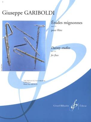 Giuseppe Gariboldi - Cute Studies Opus 131 - Partitura - di-arezzo.es