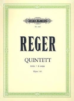 Klarinettenquintett A-Dur op.146 - Stimmen - laflutedepan.com