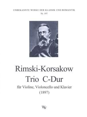 Trio C minor -Violine Cello Klavier laflutedepan