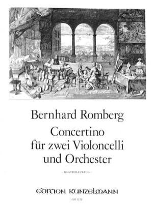 Concertino op. 72 - Bernhard Heinrich Romberg - laflutedepan.com