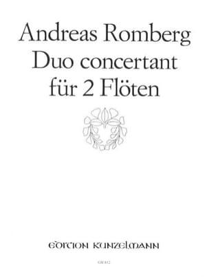 Duo Concertant op. 62 n° 2 – 2 Flöten - laflutedepan.com