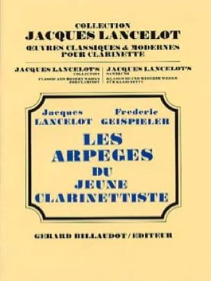 Les arpèges du jeune clarinettiste - laflutedepan.com
