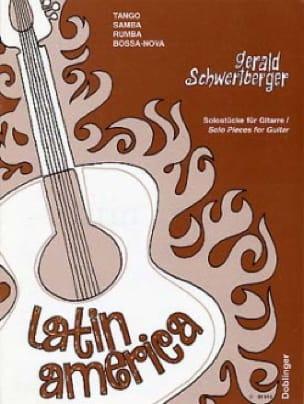 Latin America - Gerald Schwertberger - Partition - laflutedepan.com