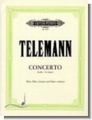 Concerto G-Dur -Flöte Oboe d'amore u. Bc - laflutedepan.com
