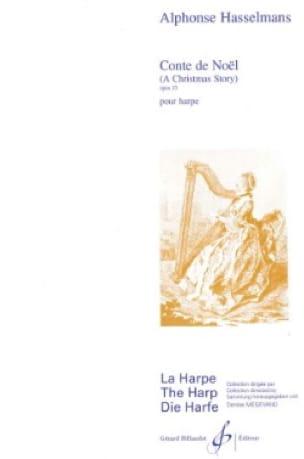 Alphonse Hasselmans - Christmas Tale op. 33 - Partition - di-arezzo.co.uk