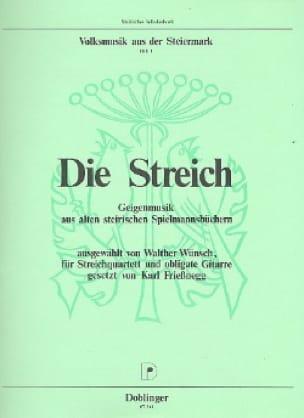 Heft 1 : Die Streich - aus der Steiermark Volsmusik - laflutedepan.com