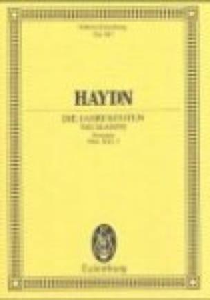 Die Jahreszeiten Hob. X.X.I :3 - HAYDN - Partition - laflutedepan.com