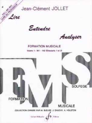 Lire Entendre Analyser Volume 1 - Prof - laflutedepan.com