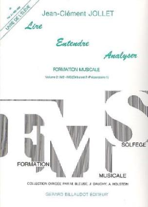 Lire Entendre Analyser - Volume 2 - Elève IM2 IM3 - laflutedepan.com